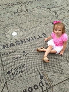 Nashville Fountain
